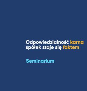 Seminarium w Warszawie